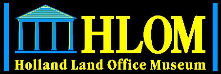 Holand Land Office Museum